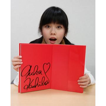 サインを書いていただきました!!